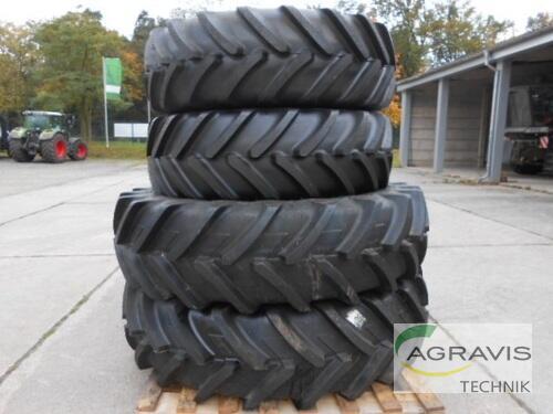 Grasdorf 480/70 R34 + 520/85 R46 Årsmodell 2017 Stendal / Borstel