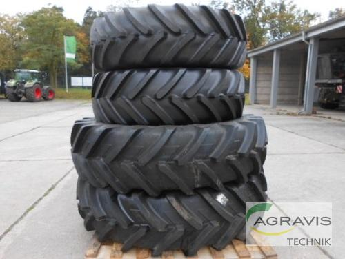 Grasdorf 480/70 R34 + 520/85 R46 Anul fabricaţiei 2017 Stendal / Borstel
