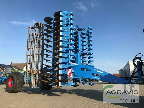 Lemken Heliodor 9/700 Ka Rok výroby 2018 Stendal / Borstel
