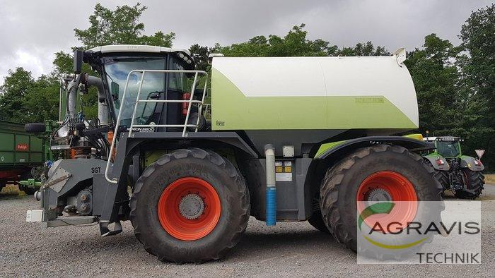 Claas XERION 3800 SADDLE TRAC