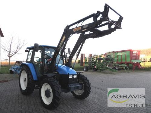 New Holland TL 90 A Frontlader Baujahr 2000