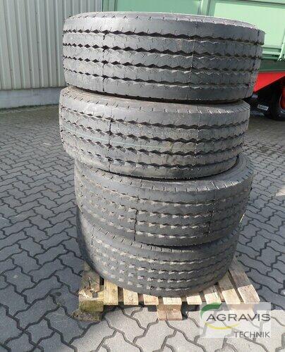 Bereifung Reifen Schläuche 385/65 R 22,5