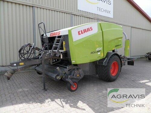 Claas Rollant 454 RC Uniwrap Год выпуска 2015 Barsinghausen-Göxe