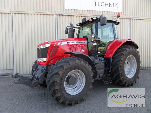 Massey Ferguson Mf 7720 Dyna-Vt Exclusive Année de construction 2017 Barsinghausen-Göxe
