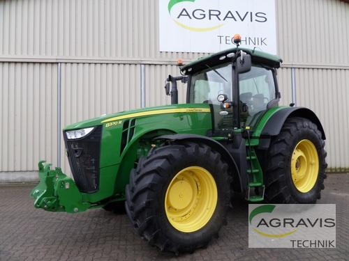 John Deere 8370R Year of Build 2016 Barsinghausen-Göxe