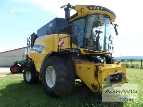 New Holland CR 8.80 Godina proizvodnje 2014 Barsinghausen-Göxe