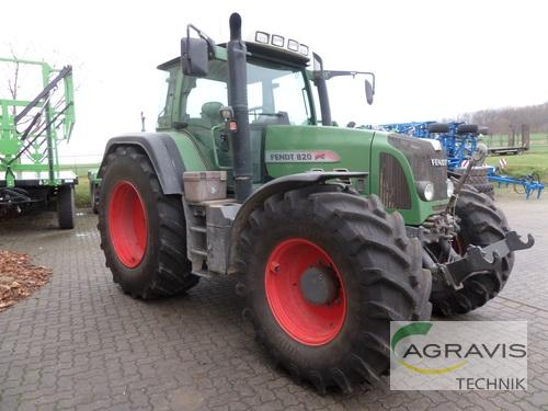 Fendt 820 Vario TMS Year of Build 2010 Barsinghausen-Göxe