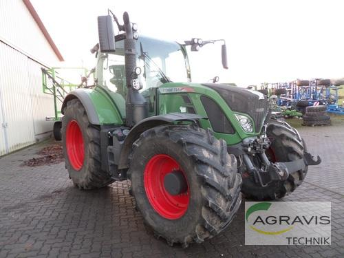 Fendt 724 Vario SCR Profi Plus Year of Build 2014 Barsinghausen-Göxe