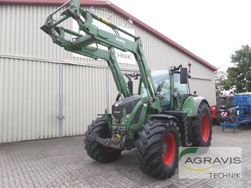 Tractor Fendt - 722 VARIO S4 PROFI PLUS