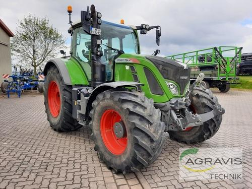 Fendt 724 Vario S4 Power Plus Année de construction 2018 Barsinghausen-Göxe