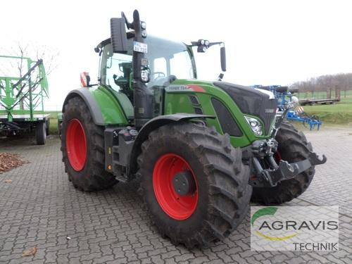 Fendt 724 Vario S4 Profi Plus Year of Build 2019 Barsinghausen-Göxe