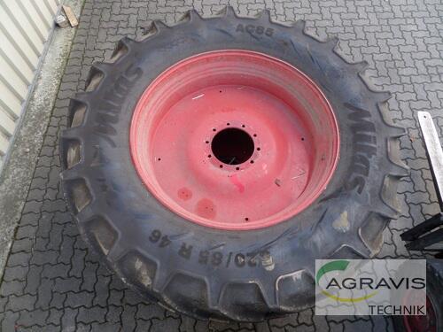 Mitas 540/65 R34 + 520/85 R46