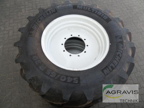Bereifung Reifen Schläuche 540/65 R 30