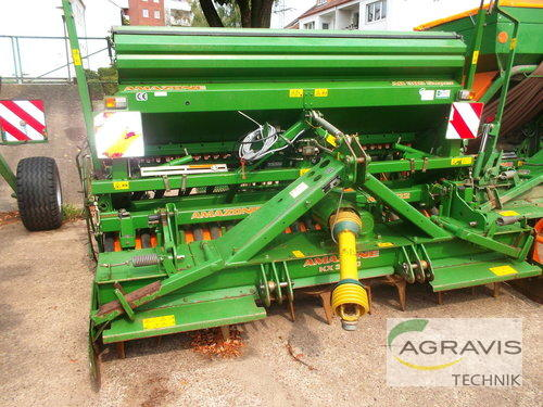 Drillkombination Amazone - KX 3000/ AD 303 SUPER