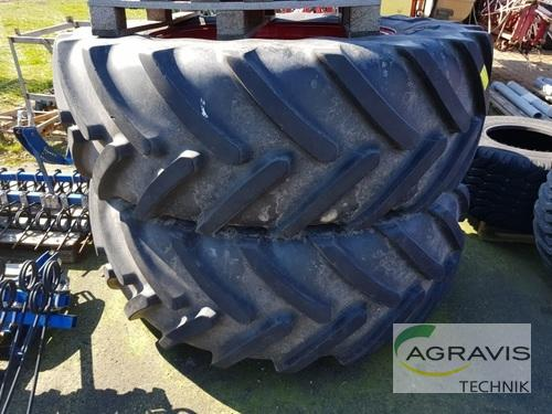 Fendt 650/65 R 42 Year of Build 2015 Nienburg