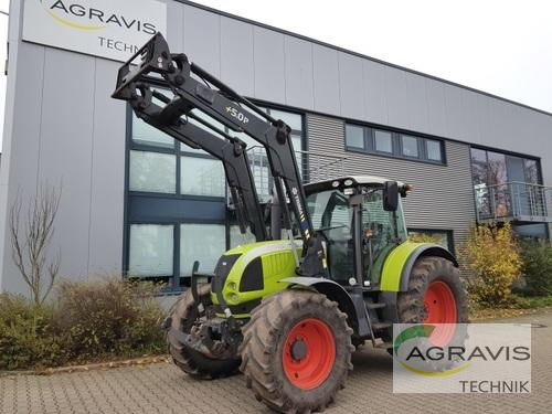 Claas Ares 657 ATZ Front Loader Year of Build 2006