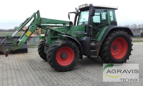 Traktor Fendt - FAVORIT 712 VARIO