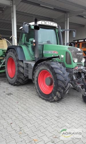Fendt 718 Vario TMS Year of Build 2009 Walsrode