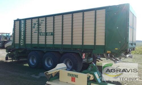 Krone Zx 550 Gd Baujahr 2012 Walsrode