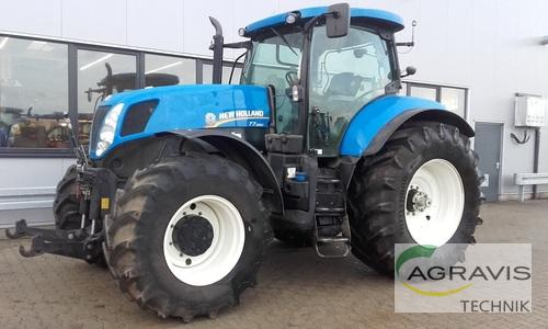 New Holland T 7.250 Power Command Rok výroby 2012 Walsrode