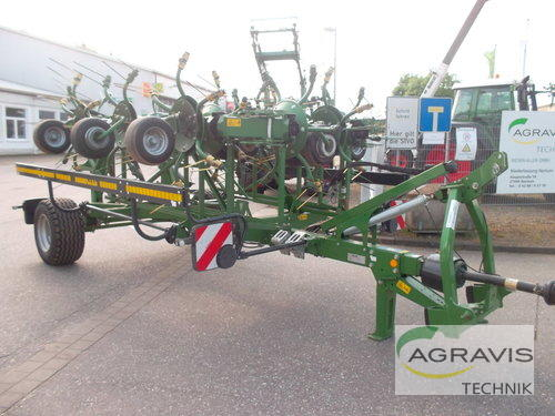 Krone Kwt 1300 Year of Build 2016 Walsrode