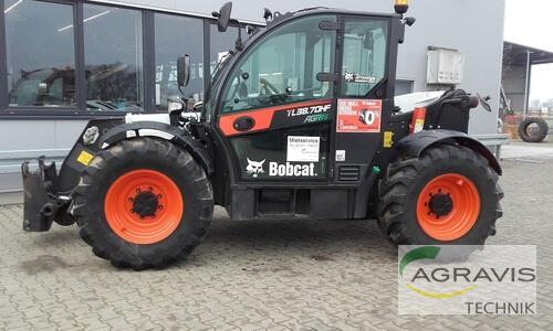 Bobcat Tl38.70 Hf Agri anno di costruzione 2017 4 Trazione Ruote