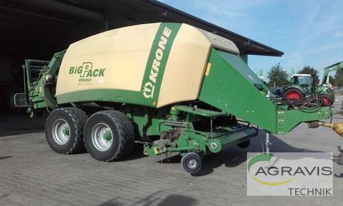 Krone Big Pack 1270 Xc Baujahr 2005 Walsrode