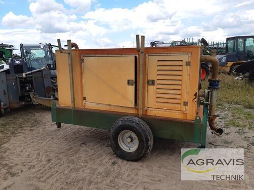Idrofoglia Diesel Pumpaggregat Bouwjaar 2012 Walsrode