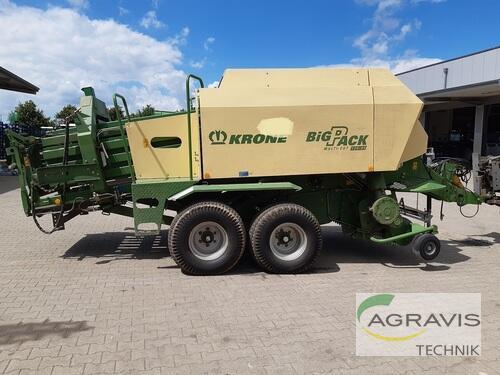 Krone Big Pack 120-80 Mc Έτος κατασκευής 2001 Walsrode
