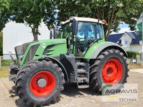 Fendt 828 Vario S4 Profi Plus Year of Build 2016 Walsrode