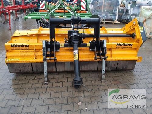 Müthing Mu-Farmer 280 Year of Build 2016 Walsrode