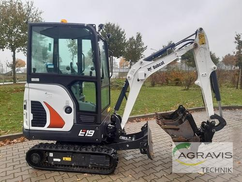 Bobcat E 19 Year of Build 2019 Walsrode