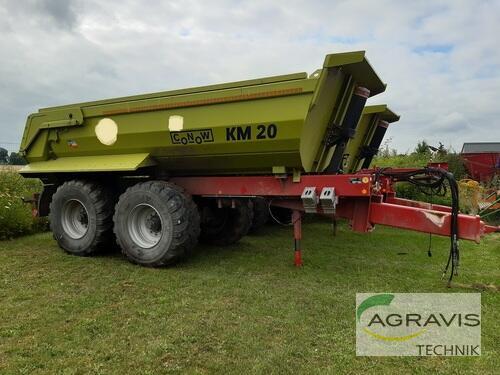 Conow Km 20 Kiesmulde Year of Build 2019 Walsrode