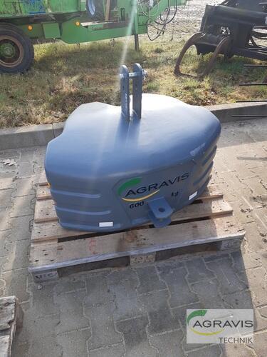 Orgatop BETONGEWICHT 600 KG
