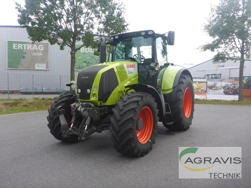 Claas Axion 810 Cmatic Årsmodell 2011 4-hjulsdrift