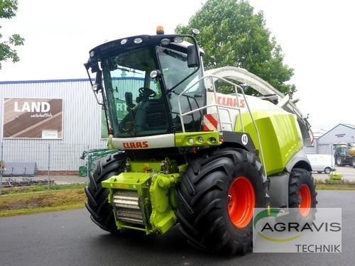 Claas JAGUAR 980 Year of Build 2011 Meppen-Versen