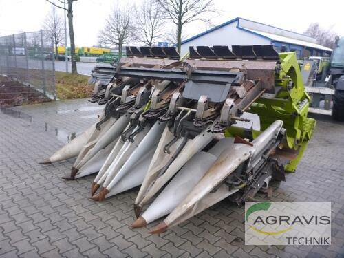 Claas Conspeed 8-75 Fc Рік виробництва 2010 Meppen-Versen