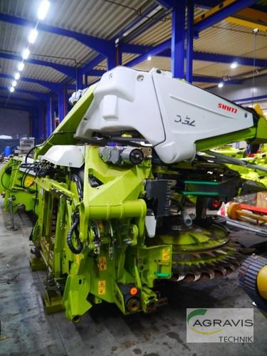 Claas Orbis 750 Anul fabricaţiei 2012 Meppen-Versen