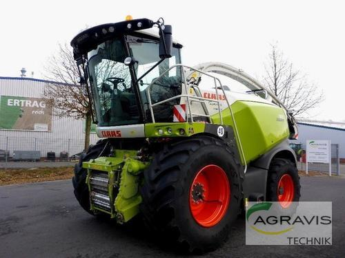 Claas JAGUAR 980 Year of Build 2016 Meppen-Versen