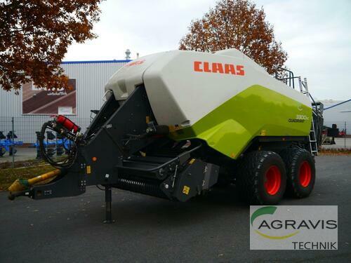 Claas Quadrant 3300 RC Année de construction 2014 Meppen-Versen