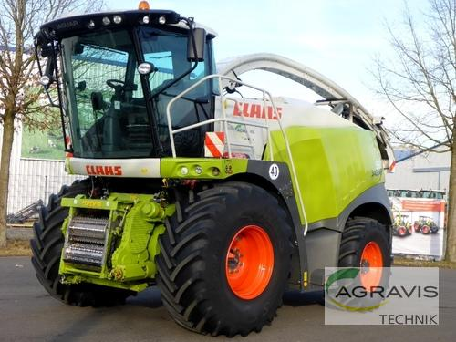 Claas JAGUAR 960 Year of Build 2016 Meppen-Versen
