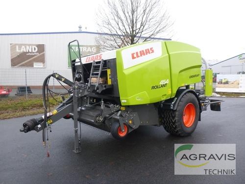 Press-Wickel-Kombination Claas - ROLLANT 454 RC UNIWRAP