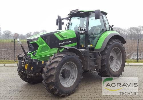 Deutz-Fahr 6215 Agrotron Ttv Year of Build 2017 4WD