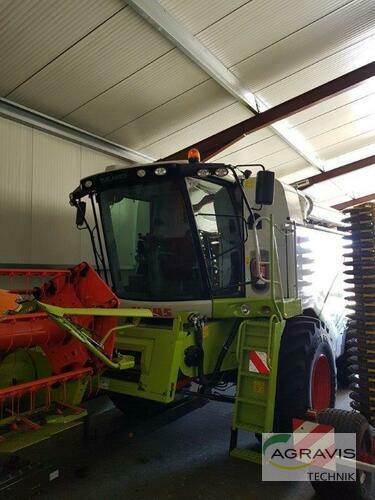 Claas Tucano 420 Baujahr 2016 Meppen-Versen