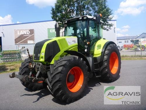 Claas Axion 850 Cebis Year of Build 2007 4WD