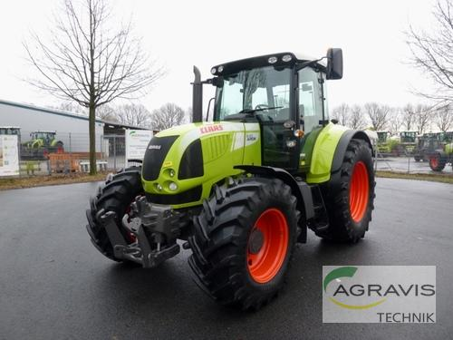 Claas Arion 640 Cebis Year of Build 2012 4WD