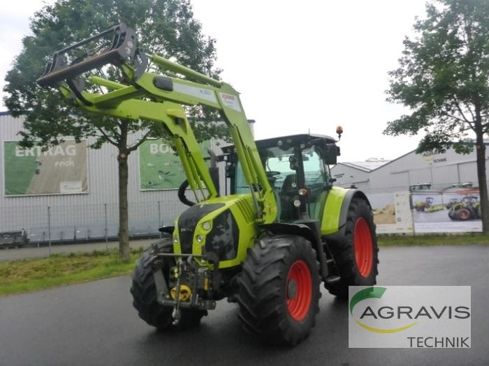 Claas ARION 650 CEBIS TIER 4I
