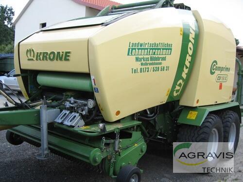 Krone Comprima Cv 150 Xc Byggeår 2010 Northeim