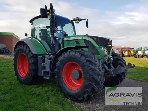 Fendt 718 Vario SCR Profi Plus Année de construction 2012 Northeim