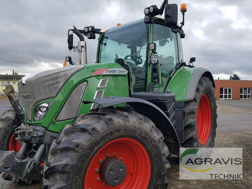 Fendt 724 Vario S4 Profi Plus Year of Build 2015 Northeim
